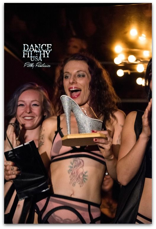 Read all about Jena Clough, 2nd place winner of the 2017 Dance Filthy USA pole dancing competition and owner of DreamFyre Pole Fitness!