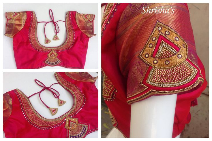 Royal Zari..!!!BLOUSE CODE: B093Kindly inbox/ email us for price details Call us/ Whatsapp/ Viber: 9894614882Email: shrishas.sai@gmail.comShipping worldwideDelivery within 5 working Days 10 December 2016