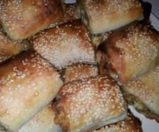 """Vegetarian """"sausage"""" rolls, that taste like real sausage rolls! 