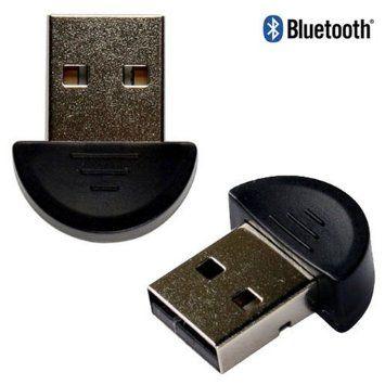Univers GSM Super NanoTooth Mini Clé USB Bluetooth pour Nokia/HTC/Samsung/Motorola/Sony Ericsson Noir