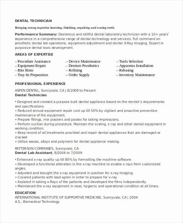 Resume For Lab Technician Lovely Resume For Lab Technician Resume Sample Lab Technician Job Resume Template Resume