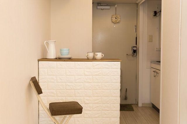 収納 押入れ おしゃれまとめの人気アイデア Pinterest 狭い キッチン キッチンカウンター キッチン