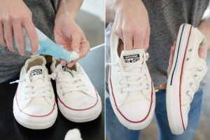 Cleaning your shoes at home is a great way to save money. Check out this post to learn how to clean your shoes with everyday household items.