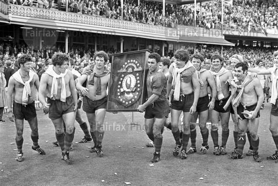 South sydney rabbitohs Rugby League Grand Final 1971
