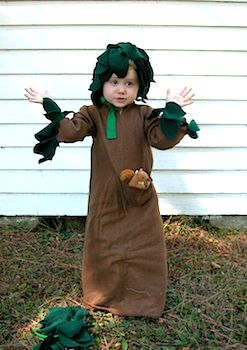 fall tree costume - Google Search