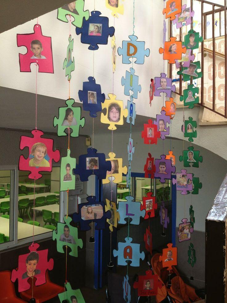 decoracion patio de colegio - Buscar con Google