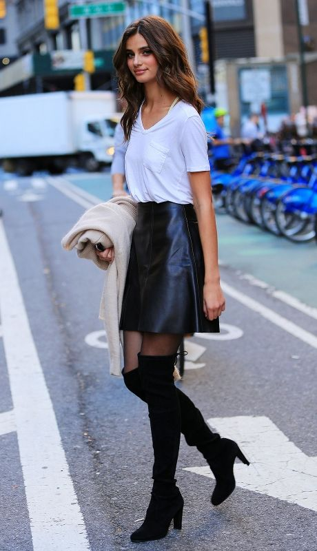 NEXTミランダ・カー♡ テイラー・ヒルの私服SNAP | FASHION | ファッション | VOGUE GIRL