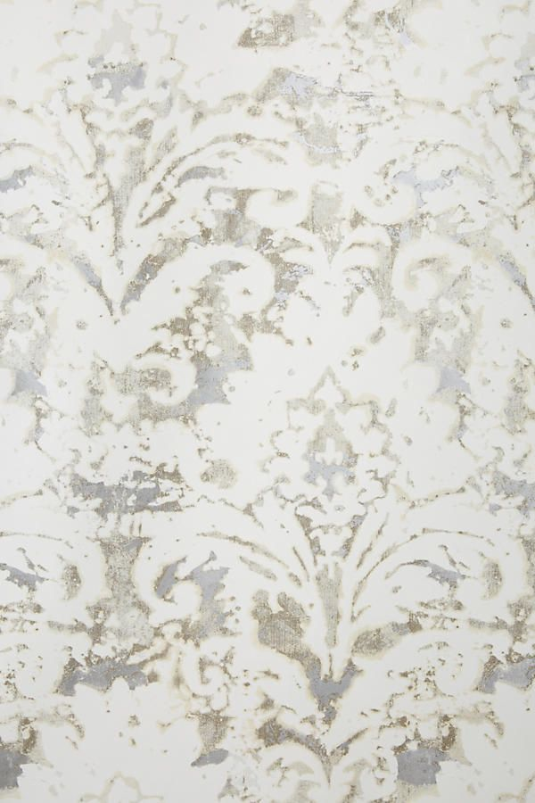 Slide View: 3: Batik Damask Wallpaper