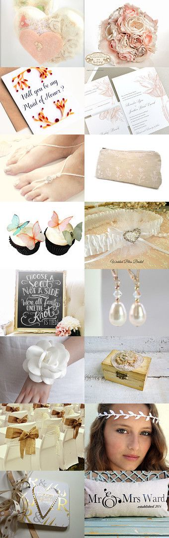 ๑♥♥♥๑ SPRING WEDDING FINDS ๑♥♥♥๑ by Cindy Humphrey on Etsy--Pinned with TreasuryPin.com  #EtsyCIJ #wedding #Brideaccessories #stillforstyleaccessories #bridal #flowers #fabricflowers #etsy #CIJ