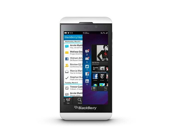 BlackBerry Z10 and Q10 specs revealed    Today Research in Motion unveiled its two new smartphones, the Z10 and Q10.
