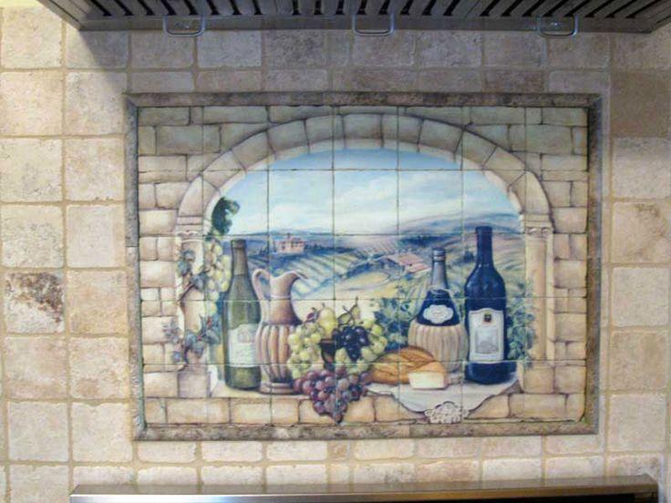 Decorative Tiles For Bathroom Backsplash : Decorative tile backsplash for the home