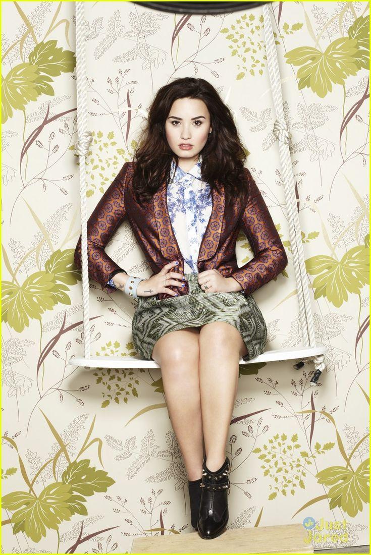 Demi Lovato Covers Company Magazine June 2013 | demi lovato covers company magazine 03 - Photo