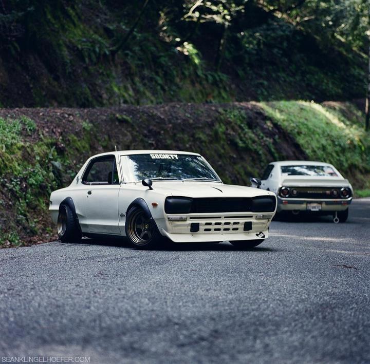 Nissan Skyline C10 & C110