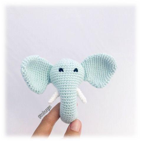 Trolleungen: Elefant rangle