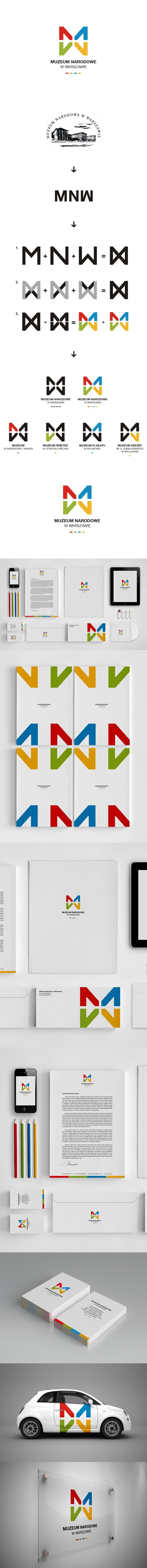 Simple but clever so never a dull moment at every turn. Everything works very well together in this brand identity system.