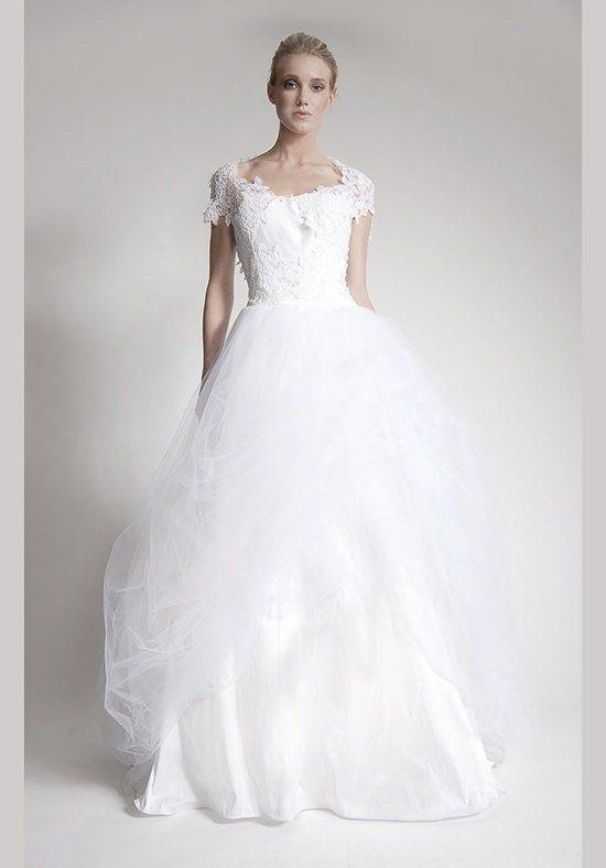 Elizabeth St. John Lorelei Wedding Dress - The Knot