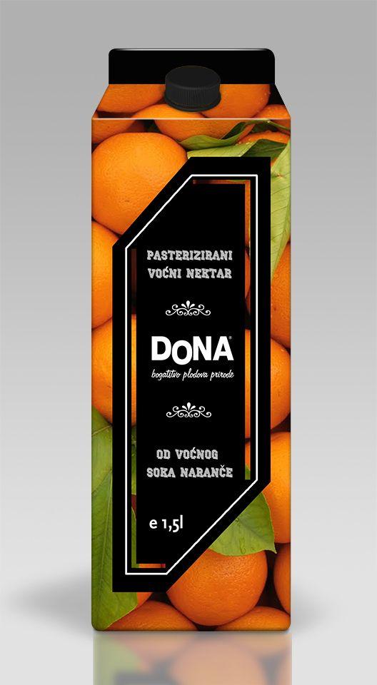 #packaging #design #graphicdesign #pack #tetrapack #mockup #tetrapackmockup #juice #juicedesign #juicepack #juicepackaging #croatia #ivonacindric #black #blackprint #orange #fruit