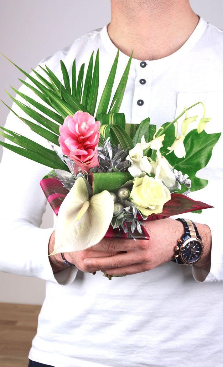 1000 id es sur le th me fleurs tropicales sur pinterest arrangements de fleurs tropicales. Black Bedroom Furniture Sets. Home Design Ideas