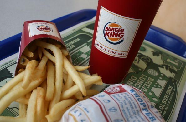 The Best Fast Food Meals For Under 500 Calories: Low-Calorie Meals at Burger King for 500 Calories or Less