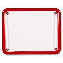 "Educational Insights Pupil Magnetic Board-14inx11in by Educational Insights. $12.86. Rope attached allows for easy carrying or hanging. Works well with ReMarkable Magnetic Wipe-Off pens, sold separately. Convenient 14"" x 11"" size. Dual-purpose coated metal board is perfect for use with magnetic letters or wipe-off markers. The perfect way to learn independently. From the Manufacturer                Magnetic shapes, letters, and numbers help students build important basic skills ..."