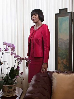Prime Minister Portia Simpson Miller at age 66 she started her political career  — or Sister P, as she is  affectionately called — is the embodiment of perseverance and strength. She will have a profound impact as she strives to be a transformational figure in Jamaica.