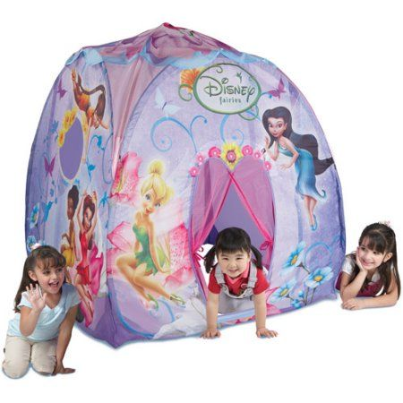Playhut Disney Fairies Super Playhouse, Multicolor