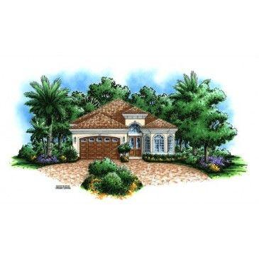 House Plan G1 2022 Corsica Luxury