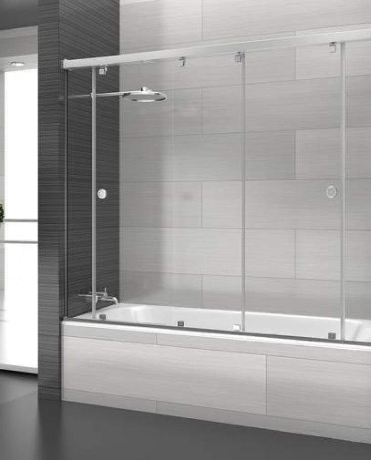 ¡Dale un toque distinto a tu baño instalando una Mampara ...