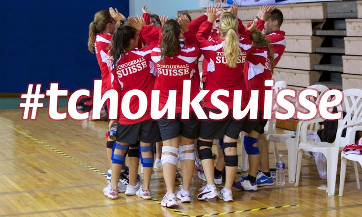 New official hashtag for Tchoukball in Switzerland! #tchouksuisse