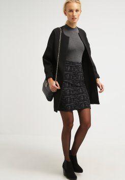 Anna Field - Blyantnederdel / pencil skirts - black/dark grey