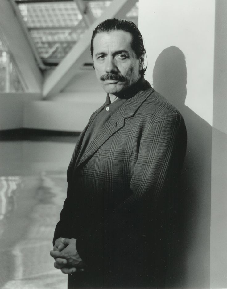 """Edward James Olmos (born February 24, 1947) is a Mexican American actor. I have always had this strange """" thing"""" for him."""