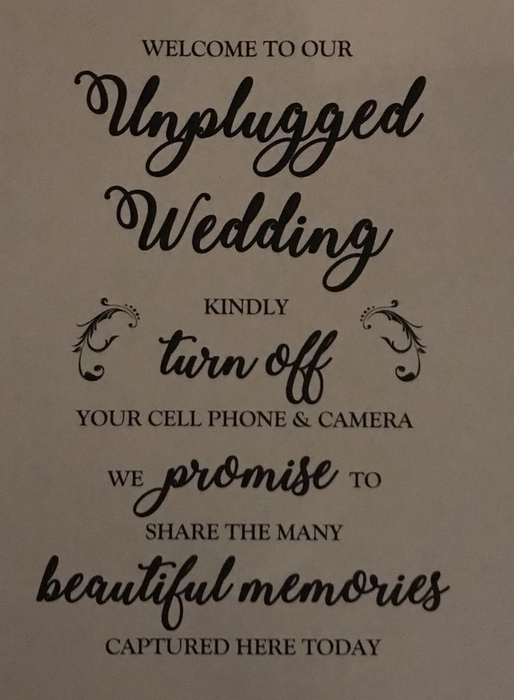 """Primitive Unplugged Wedding Rustic Country Barn Burlap Banner Panel Sign 8/""""x10/"""""""