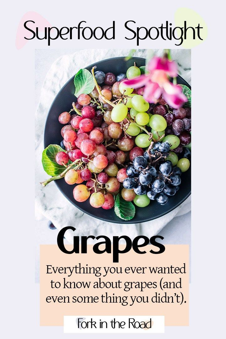 Brilliant Superfood Spotlight On Grapes Food Global Recipes Interior Design Ideas Clesiryabchikinfo
