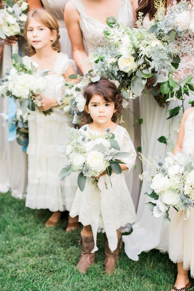 448 best Flower Girls images on Pinterest | Bridesmaids, Bohemian ...