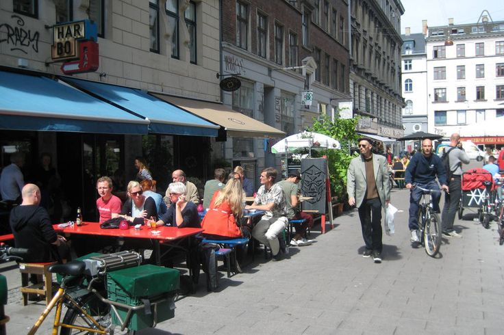 Copenhagen - Sun and Shade OPTION!!!