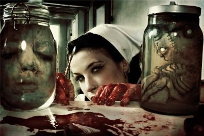25 Spine-Chilling Horror Photo Manipulation Effects