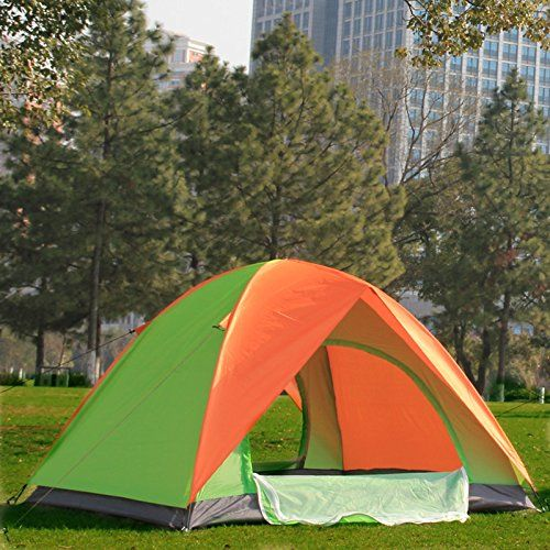 MCCOutdoor camping tent tents outdoor double door folding tent *** New and awesome outdoor gear awaits you, Read it now  : Hiking tents