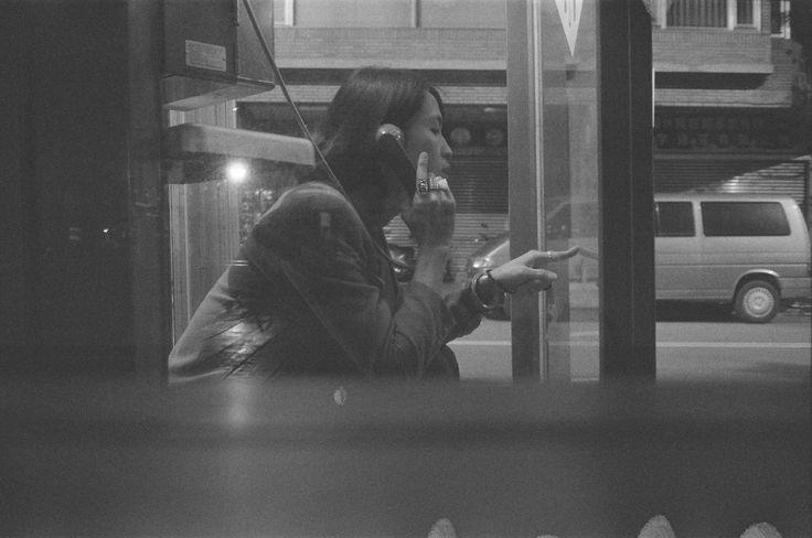 https://flic.kr/p/HU9EHZ | 深夜牛逼小館 .  #ilford #film #135mm  #filmcamera