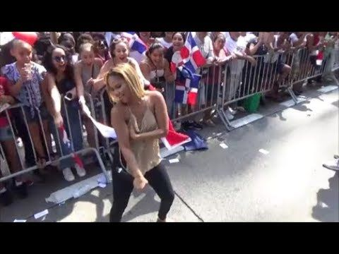 News Videos & more -  KAT DELUNA SINGS, DANCES, PERFORMS AT DOMINICAN DAY PARADE 2017 NEW YORK AT UNIVISION 41 TV TRUCK - the #BES #Dance #pop #musicvideos #Music #Videos #News Check more at https://rockstarseo.ca/kat-deluna-sings-dances-performs-at-dominican-day-parade-2017-new-york-at-univision-41-tv-truck-the-bes-dance-pop-musicvideos/