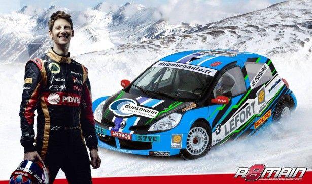Cars - Trophée Andros : Romain Grosjean en piste à l'Alpe d'Huez ! - http://lesvoitures.fr/trophee-andros-romain-grosjean-en-piste-a-lalpe-dhuez/