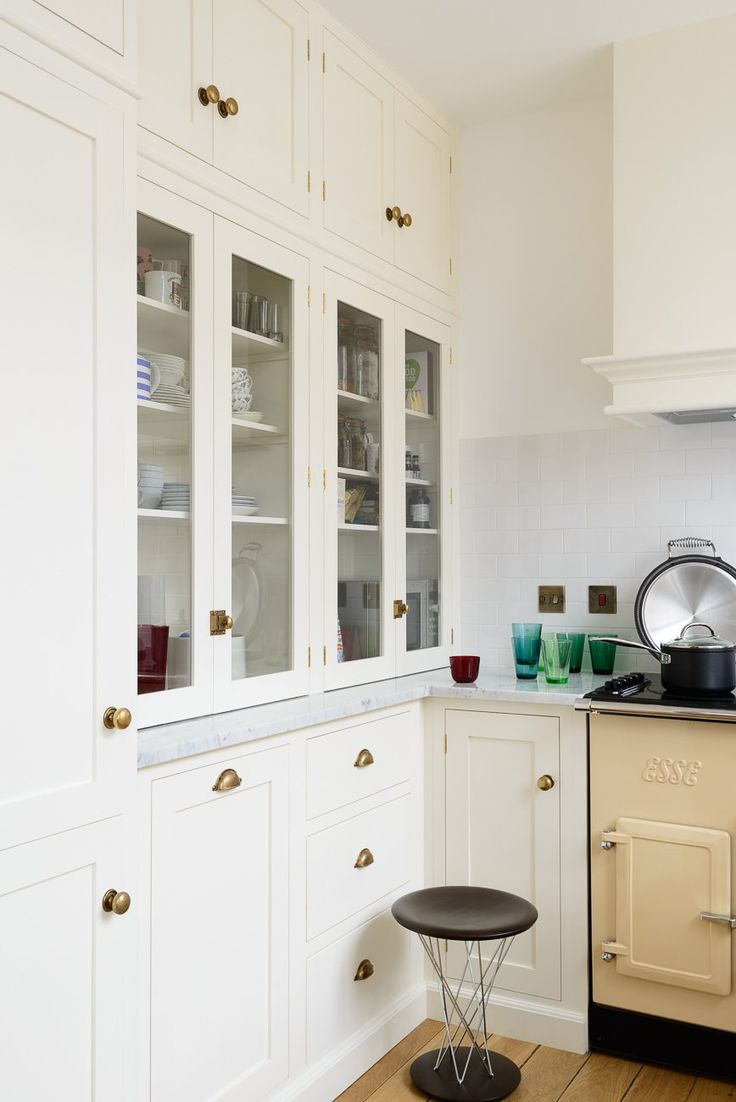 Shaker Clerkenwell Kitchen   deVOL Kitchens