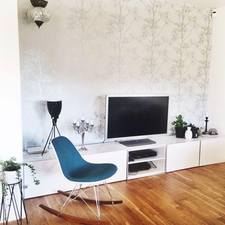 FoRs-HoMe ➡️ #livingroom #eames