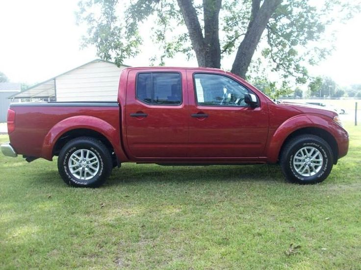 2015 NISSAN FRONTIER for sale at Edwards Auto Outlet