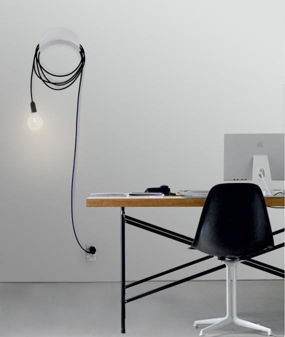 Hose Reel Lamp