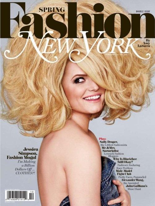 New York magazine //Spring fashion edition