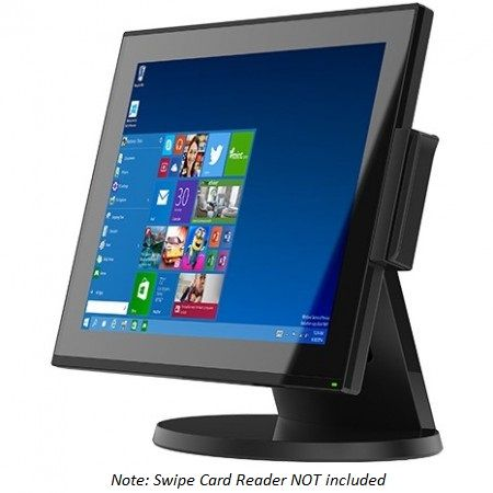 """NEXA NP-1060 15"""" TOUCH SCREEN POS TERMINAL - POS Terminals: Point of Sale & Touch Screen POS Machines - NEXA POS - Hardware Systems, Barcode Scanner, Cash Drawer, POS Terminal - Cash Register Warehouse"""