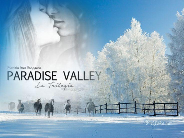 Voglia di fresco? Fate un salto tra le praterie innevate del Montana, con Jonathan e Abigail. Paradise Valley vi aspetta in ebook e cartaceo!  http://www.amazon.it/dp/B00O924ZCY