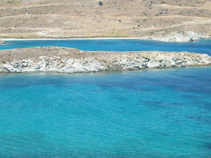Agia Paraskevi beach, Karystos, South Evia Island
