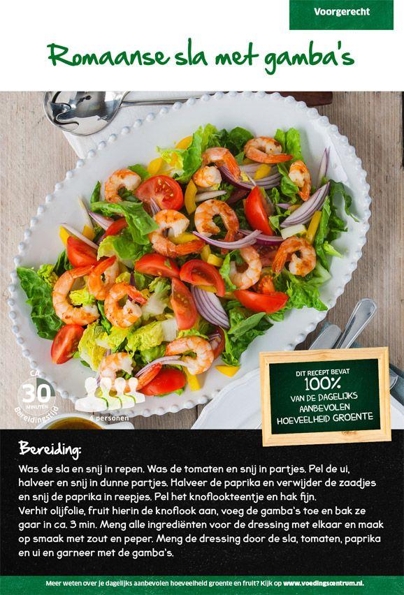 Mini romanasla - Lidl Nederland. Lekker, smakelijk voorgerecht. Kan ook als lunch gerecht gegeten worden.