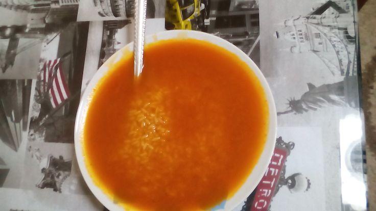 Η Ντοματόσουπα είναι γρήγορη και γευστική σούπα